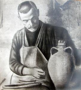 Προπάππους Κώστας Καλογήρου 1920