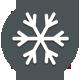 Sifnos Stoneware - Refrigerator, Freezer
