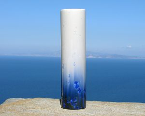 crystalline-cylinder-vase-white-and-blue_2020-2_sifnos-stoneware