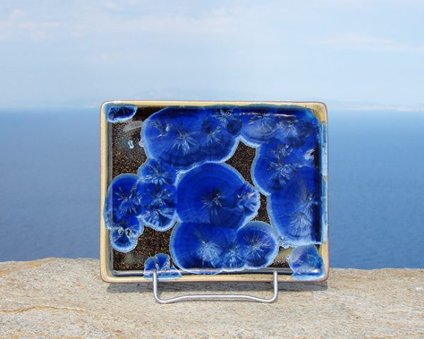 crystalline-small-plate_blue_tan_sifnos-stoneware