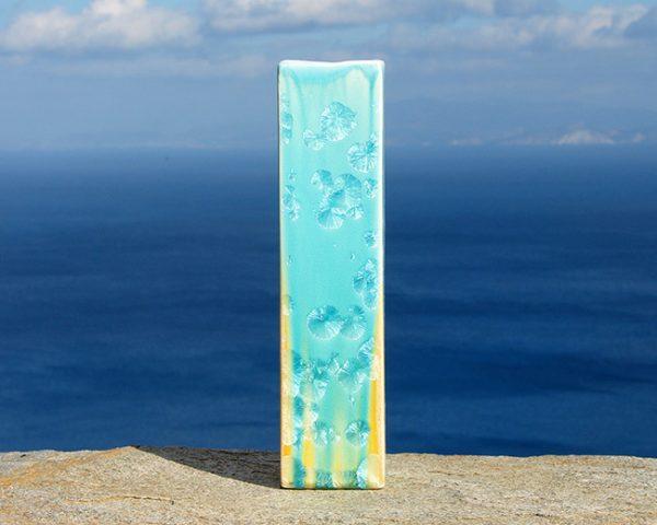 crystalline-square-vase-turquoise-tan3_sifnos-stoneware