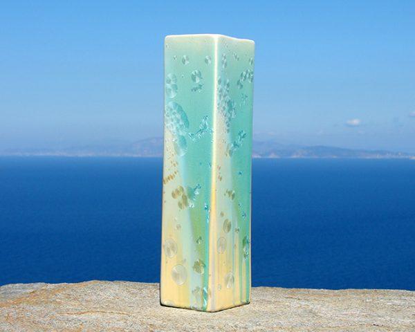 crystalline-square-vase-turquoise-tan_2020-3_sifnos-stoneware