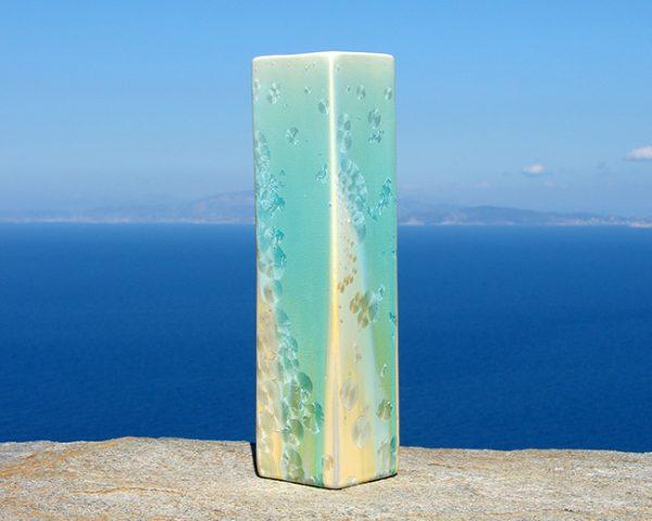 crystalline-square-vase-turquoise-tan_2020-4_sifnos-stoneware
