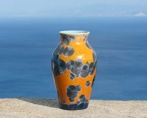 crystalline-vase-silver-blue-on-tan2_sifnos-stoneware